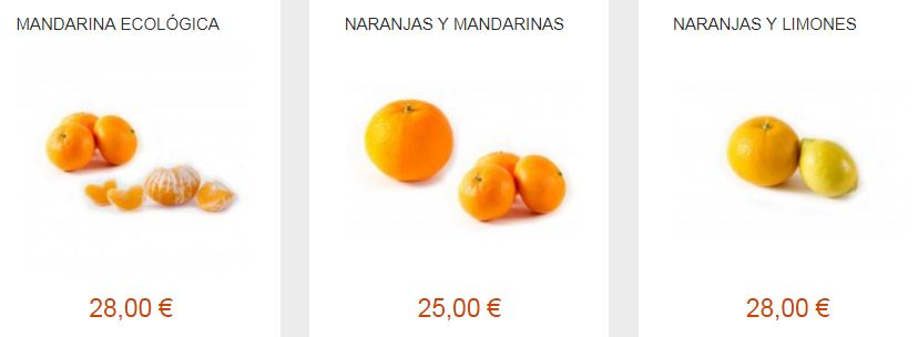 Naranjas Online 2