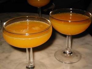 Cócteles de naranja 1