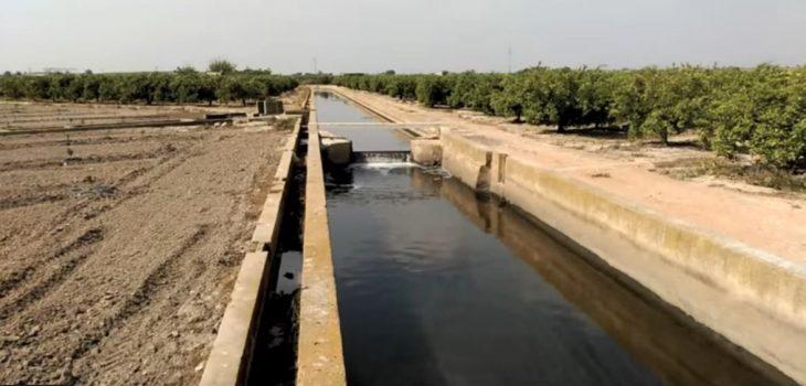 El agua en la citricultura Valenciana 2